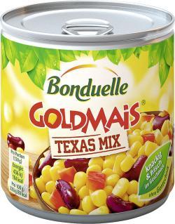 Bonduelle Goldmais Texas Mix  (265 g) - 3083680685542