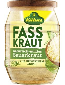 K�hne Fasskraut Sauerkraut nat�rlich-mild  (385 g) - 4012200505342