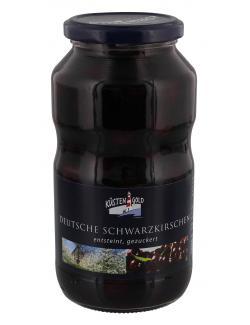 Küstengold Deutsche Schwarzkirschen  (360 g) - 4004899101776