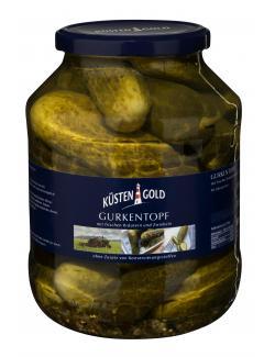 K�stengold Gurkentopf  (850 g) - 4003691005107