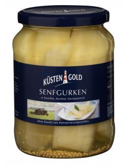 K�stengold Senfgurken  (420 g) - 4003691005152