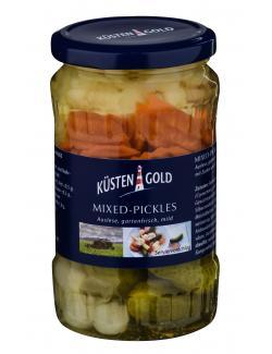 Küstengold Mixed-Pickles  (190 g) - 4003691005251