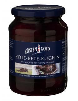 Küstengold Rote-Bete-Kugeln  (220 g) - 4003691001505