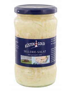 Küstengold Sellerie-Salat  (190 g) - 4003691005282