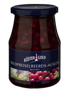 Küstengold Wildpreiselbeeren-Auslese  (400 g) - 4100240220049