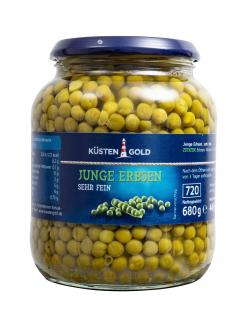 K�stengold Erbsen sehr fein  (445 g) - 4250426200317