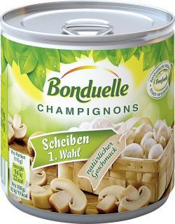 Bonduelle Champignons Scheiben 1.Wahl  (230 g) - 3083680019873