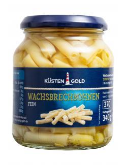 Küstengold Wachsbrechbohnen fein  (185 g) - 4250426200416