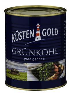 Küstengold Grünkohl grob gehackt  (530 g) - 4250426200492