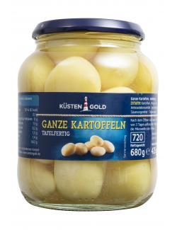 K�stengold Kartoffeln gesch�lt gekocht klein  (425 g) - 4250426200355