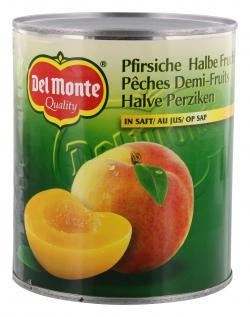 Del Monte Pfirsiche halbe Frucht in Fruchtsaft  (470 g) - 24000137139