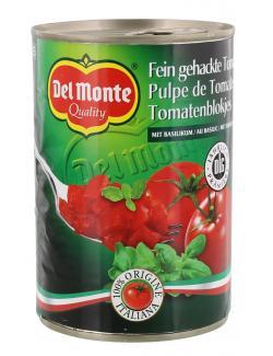 Del Monte Tomaten mit Basilikum fein gehackt  (425 ml) - 24000153115