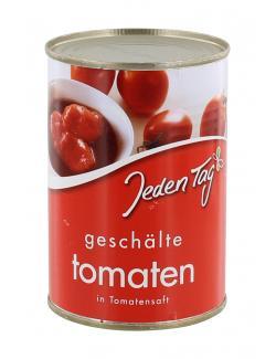 Jeden Tag Tomaten in Tomatensaft geschält  (400 g) - 4000493910066