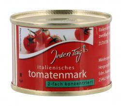 Jeden Tag Italienisches Tomatenmark 2-fach konzentriert  (70 g) - 4000493910028