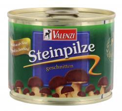 Valenzi Steinpilze geschnitten  (110 g) - 4100240130034