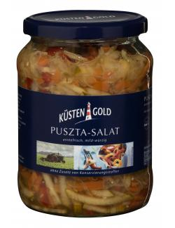Küstengold Puszta-Salat  (370 g) - 4003691005206