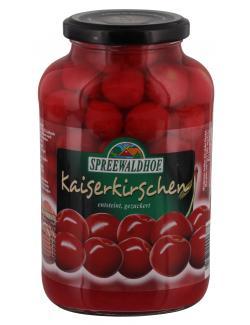 Spreewaldhof Kaiserkirschen  (390 g) - 4012712000687