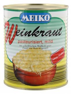 Meiko Weinkraut  (770 g) - 4003691108204