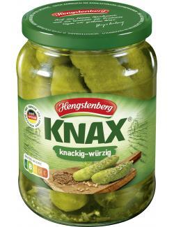 Hengstenberg Knax knackig & w�rzig  (360 g) - 4008100141544