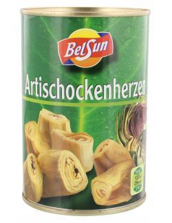 BelSun Artischockenherzen  (240 g) - 4000493120571