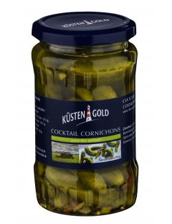 K�stengold Cocktail Cornichons  (190 g) - 4250426207835