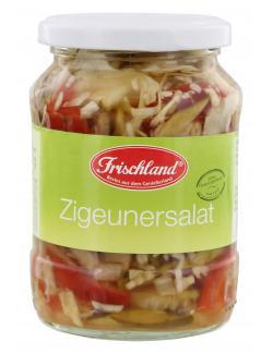 Frischland Zigeunersalat  (190 g) - 4001123221903