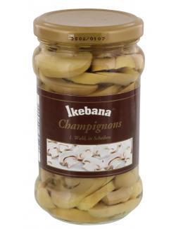 Ikebana Champignons in Scheiben 1. Wahl  (170 g) - 4002442015099