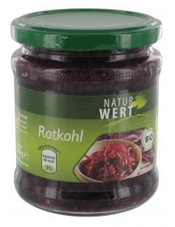 NaturWert Bio Rotkohl  (335 g) - 4009309444498