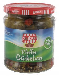 Paulsen Pfeffer G�rkchen  (185 g) - 4009309131619