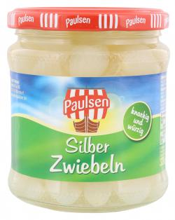 Paulsen Silberzwiebeln  (190 g) - 4009309572610