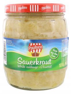 Paulsen Sauerkraut  (770 g) - 4009309021217