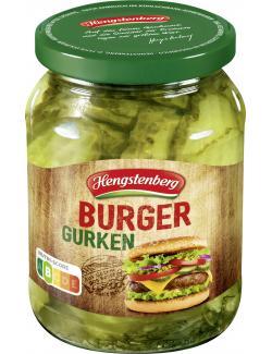 Hengstenberg Burger Gurken  (185 g) - 4008100140660