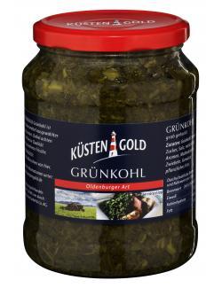 K�stengold Gr�nkohl Oldenburger Art  (420 g) - 4250426210644