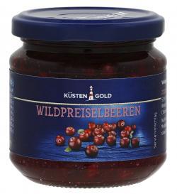 Küstengold Wild-Preiselbeeren  (220 g) - 4250426210583