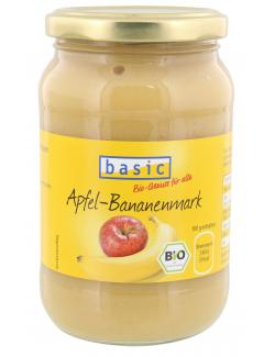 Basic Apfel-Bananenmark  (360 g) - 4032914534049