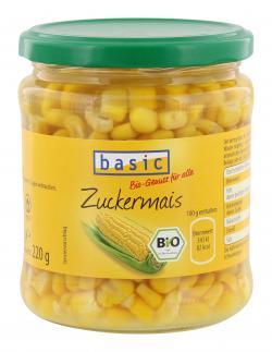 Basic Zuckermais  (220 g) - 4032914533400