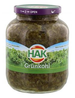 Hak Grünkohl  (480 g) - 8720600382109