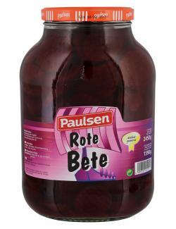 Paulsen Rote Bete  (1,59 kg) - 4009309452011