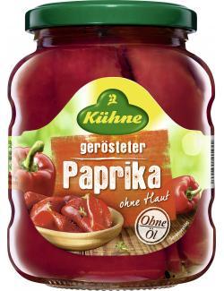 Kühne Paprika geröstet  (210 g) - 40122816