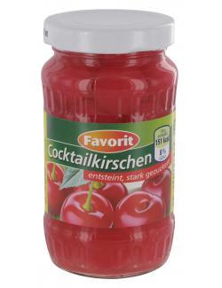Favorit Cocktailkirschen  (212 ml) - 4008122126017