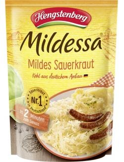 Hengstenberg Mildessa Sauerkraut mild  (400 g) - 4008100154537