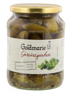 Goldmarie Gewürzgurken  (360 g) - 4260404853282