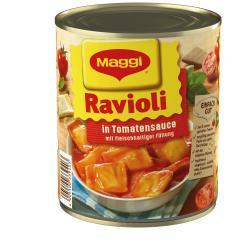Maggi Ravioli in Tomatensauce  (800 g) - 4005500339403
