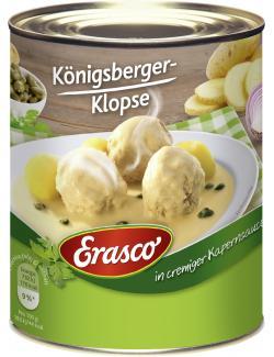 Erasco 6 K�nigsberger Klopse  (800 g) - 4037300104455