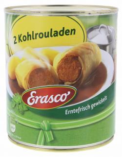 Erasco 2 Kohlrouladen in herzhafter Sauce  (800 g) - 4037300104462