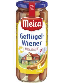 Meica Gefl�gel-W�rstchen extra-knackig  (6 x 41 g) - 4000503148601