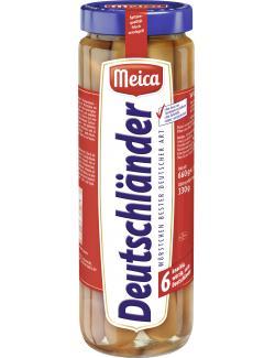 Meica Deutschländer  (6 x 55 g) - 4000503119205
