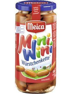 Meica Mini Wini Würstchenkette  (30 x 6 g) - 4000503100500
