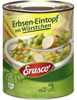 Erasco Erbsen-Eintopf mit W�rstchen  (800 g) - 4037300108309
