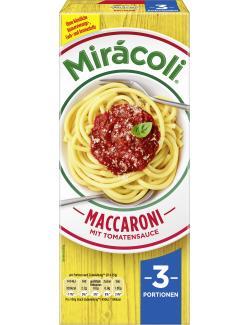 Mir�coli Maccaroni mit Tomatensauce  (377 g) - 4000339036929